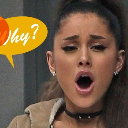 Ariana Grandét megtámadták?