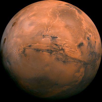 Régóta vártak rá, most sikerült észlelni az első rengést a Marson