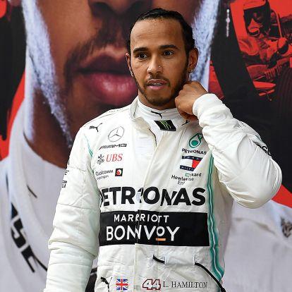 Erősen megkérdőjelezték Hamilton eddigi eredményeit