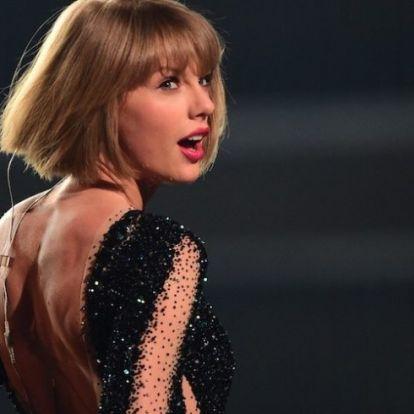 Taylor Swift új frizurát villantott