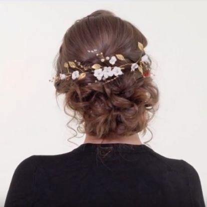 Videó: A tökéletes frizura esküvőre