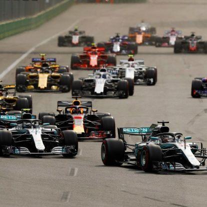 F1: Európai kezdet Bakuban