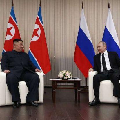 Befutott Kim Dzsong Un vonata Vlagyivosztokba, már tárgyalnak Putyinnal