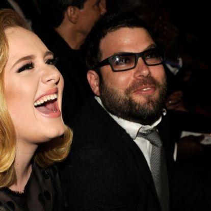 Ezért szakított Adele és férje hét év után | Elle magazin