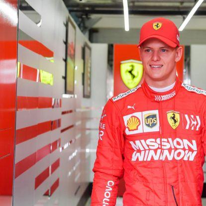 F1: A kis Schumit nem ültetik újra a Ferrariba