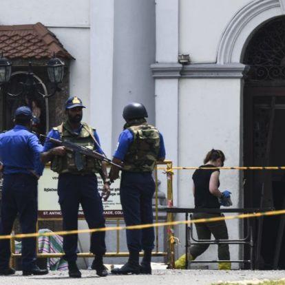 Százzal kevesebben halhattak meg a Srí Lanka-i merényletekben, mint korábban közölték