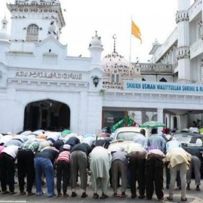 Legalább 11 mecsetben nyíltan hirdették a dzsihádot Srí Lankán