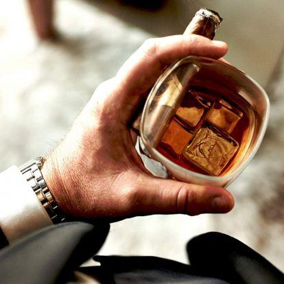 Hétvégi dizájn: Whisky-szivar pohárkészlet