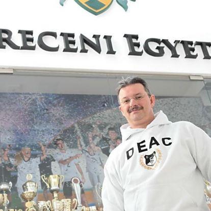 Miért csábító az olimpiai bajnokoknak a Debreceni Egyetem?