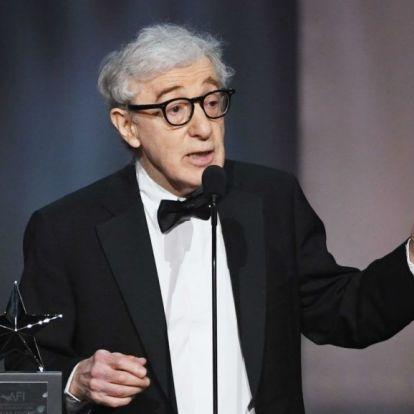 Olaszországban mutatják be Woody Allen új filmjét