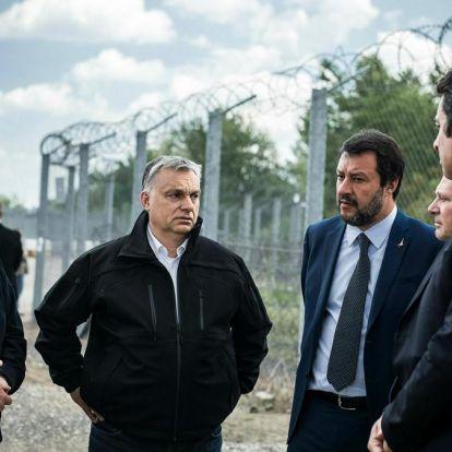 Az őszinte Salvini
