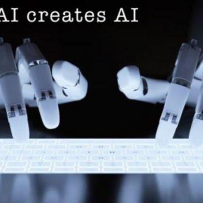 Szoftvert fejleszt a mesterségesintelligencia-szoftver