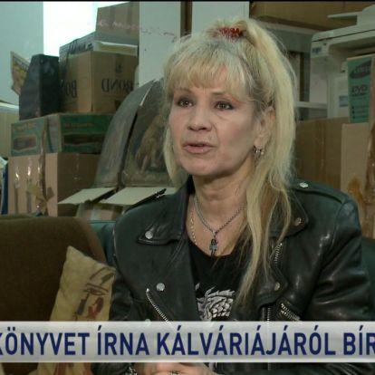 Könyvet írna kálváriájáról Bíró Ica / Tények.hu videó