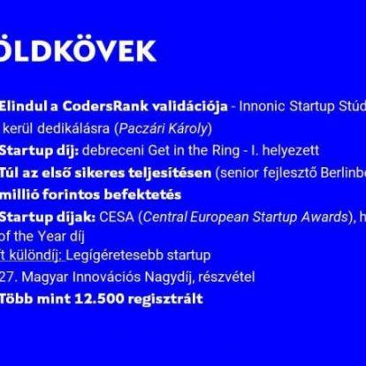 Debreceni csapat dolgozik a fejlesztők új szakmai LinkedIn-jén