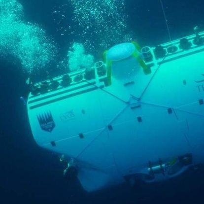 Megdöbbentő, mit találtak az óceán legmélyén