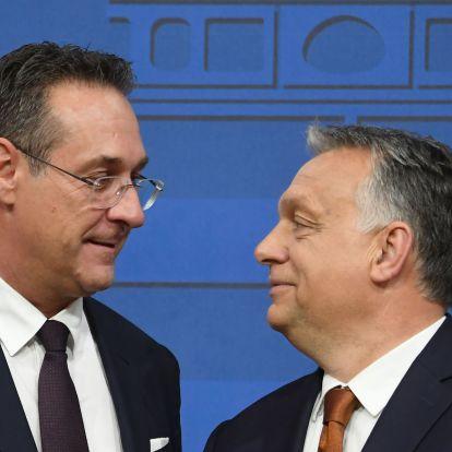Orbán sajtófőnöke: Strache alkancellár lemondását osztrák belügynek tartjuk, így nem kommentáljuk
