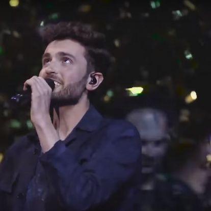 Hollandia nyerte meg az idei Eurovíziós Dalfesztivált
