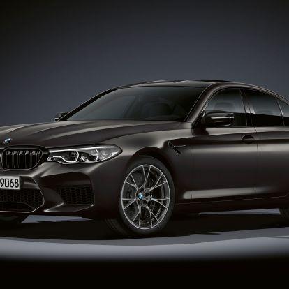 A BMW M5-nél jobban csak erre a limitált szériás M5-re vágyunk