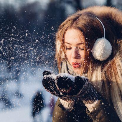 Tudja-e, hogy miért pont fehér a hó?