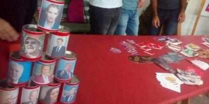 """Baseball-ütővel """"buzdít"""" a megfelelő helyre szavazásra a német szocik ifjúsági szervezete"""