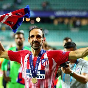 Újabb meghatározó játékosát veszítette el az Atlético Madrid