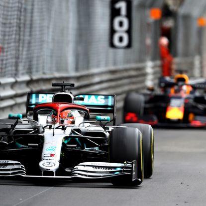F1: Hamilton nyerte az őrületes Monacói Nagydíjat