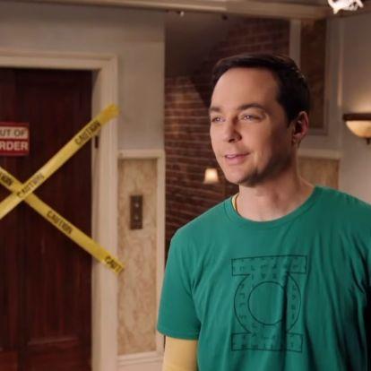 Sheldon, Leonard, Raj és Howard feliratos videókon mesélnek arról, hogyan élték meg az Agymenők végét