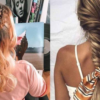 A legjobb fonatok göndör hajhoz