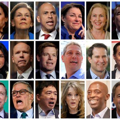 Kik indulnak a demokraták jelöltségéért?
