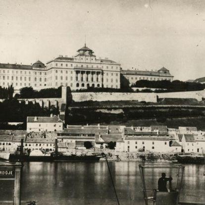 A Duna éke – Az eltűnt budai palotasor története