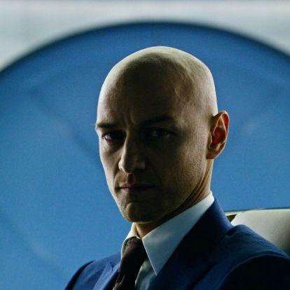 James McAvoy csupán ezt hiányolja az X-Men-filmekből