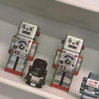 Jobb agyat a robotoknak!
