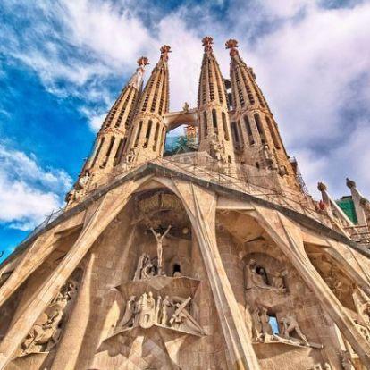 14 érdekes információ a Sagrada Familiáról