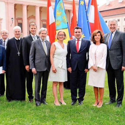 Nem erőlteti a Gruevszki-ügyet a macedón kormányfő, a csatlakozás mindennél fontosabb