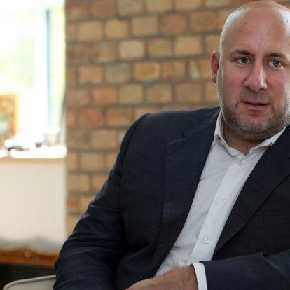 Jászai Gellért lett a 4iG főtulajdonosa