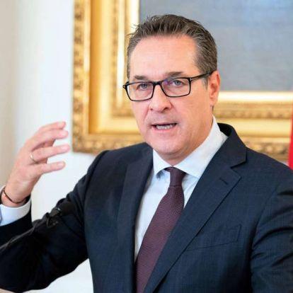 Strache nem fogadja el mandátumát az EP-ben