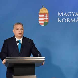 Orbán Viktor etióp keresztény vezetőkkel tárgyalt