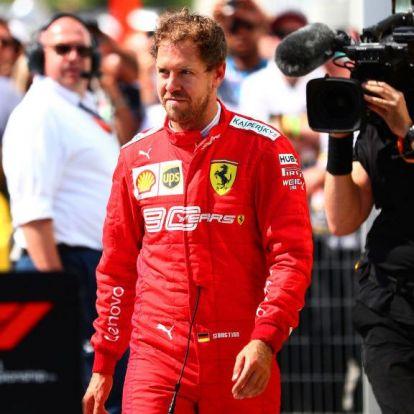 Fordulat: mégis fellebbez a Ferrari Sebastian Vettel büntetése miatt