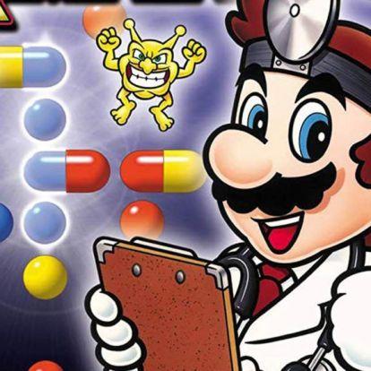 Mobilon tér vissza a híres Mario-játék