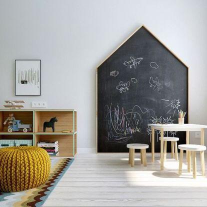 Így használd otthonodban a zseniális krétafestéket