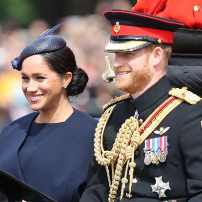 Meghan Markle & Prince Harry Are Leaving The Royal Foundation To Start Their Own Philanthropy Venture