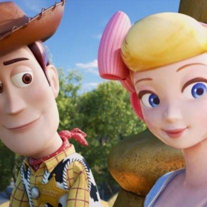 Szépen teljesít a kasszáknál a Toy Story 4