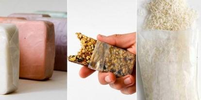 Leválthatja a műanyagot az új biocellulóz - 100%-ban lebomló növényi csomagolás
