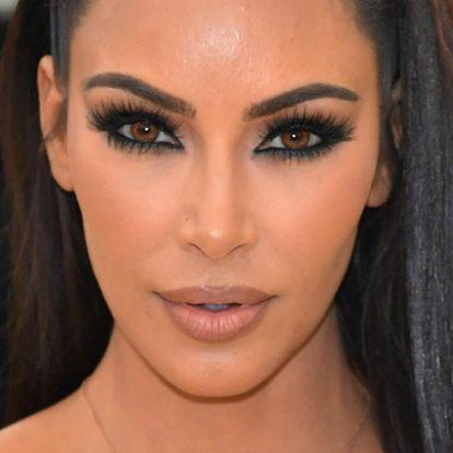 Kim Kardashian legújabb fotósorozatára nincsenek szavak