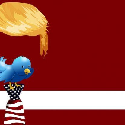"""Trump fülsiketítő twitteres zaja és a """"Féreg"""" esete a """"Madárral"""""""