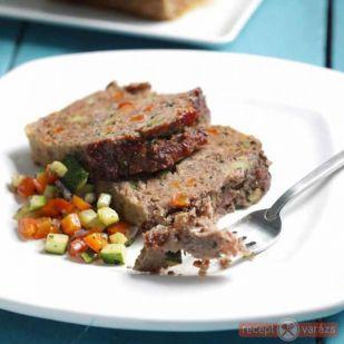 Zöldséges fasírt - Húsételek - Receptvarázs – receptek képekkel