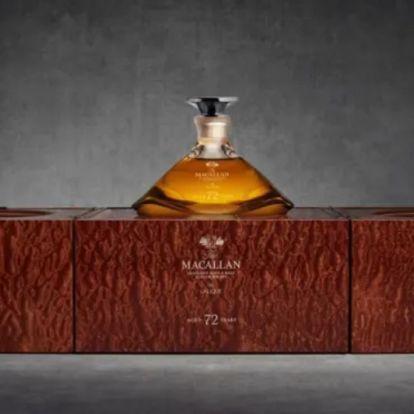 Ki ad 17 milliót egy üveg whiskyért?