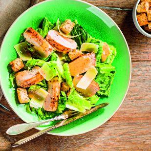 Gyors Cézár-saláta - Mindmegette.hu