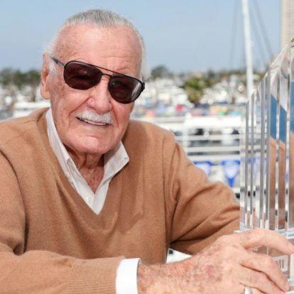 Ősszel érkezik Stan Lee első felnőtteknek szóló regénye
