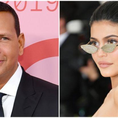 Hatalmas a botrány Jennifer Lopez vőlegénye és Kylie Jenner között